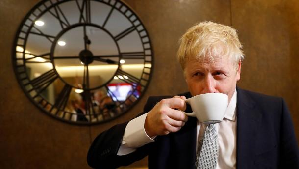 Was will Boris Johnson?