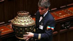 Präsidentenwahl in Italien vorerst gescheitert