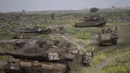 Eine neue Front auf dem Golan