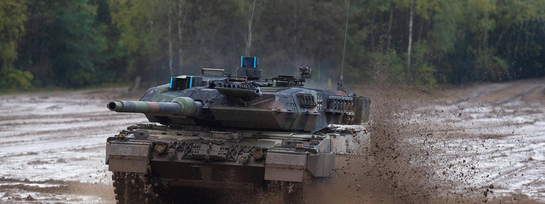 Die Lücken der Bundeswehr