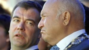 Präsident gegen Bürgermeister