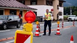 Bayern will Kontrollen an der Grenze zu Österreich ausweiten