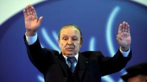 Bouteflika Sieger der Präsidentenwahl