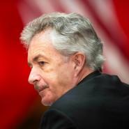 Türöffner zum Iran: Der künftige CIA-Chef William Burns