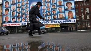 Putintreue Parteien gewinnen Regionalwahlen