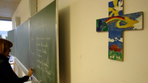 Kruzifix und Gipfelkreuz