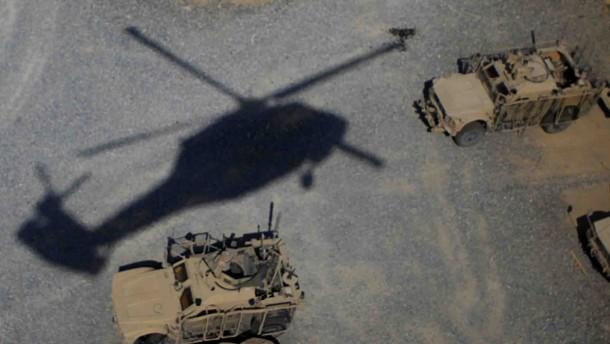 38 Soldaten bei Helikopterabsturz getötet