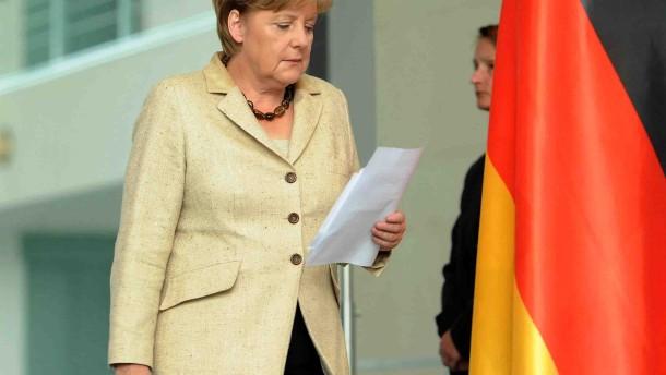Merkel reagiert auf Kritik