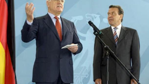 Pischetsrieder: Hartz bleibt bei VW