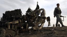 Regierungstruppen töten mehr Zivilisten als Aufständische