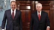 Lawrow hält Vereinigte Staaten für dialogbereit