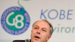 G8-Staaten wollen Treibhausgase - vielleicht - halbieren