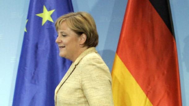 Merkel in Sorge um EU-Reform