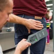 Privatisierte Sicherheit: Kontrolle am Frankfurter Flughafen