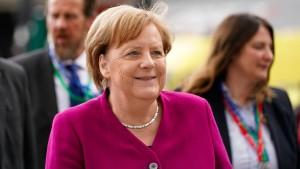 Merkel: Ergebnisse der Grünen als Aufforderung an die Union