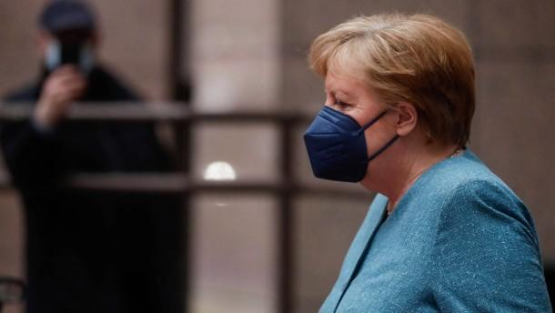 Merkel hält Impfangebot für Jüngere ab 7. Juni für möglich