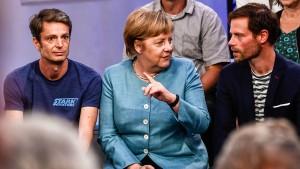 Merkel verteidigt europäischen Ansatz zur Migrationspolitik
