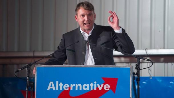 AfD-Spitze spricht Abmahnung gegen Poggenburg aus