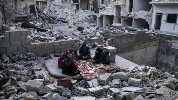 Assad darf nicht siegen