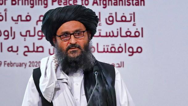 Mullah Baradar ist wieder da