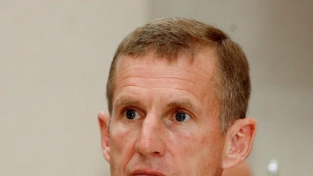 McChrystal warnt vor einer Niederlage in Afghanistan