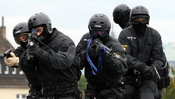 Leiter der Kölner Spezialeinheiten geschasst