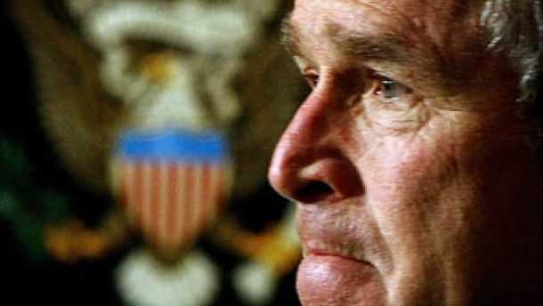 Ungeduld wächst: Bush verstärkt Druck auf Vereinte Nationen
