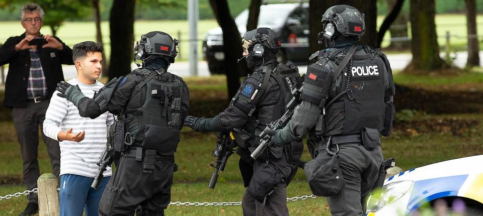 Neuseeland Attentat Image: Anschlag In Neuseeland: Ein Terrorforscher Im Interview