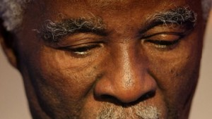 Präsident Mbeki kündigt Rücktritt an