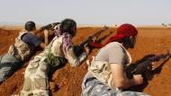 CIA: Waffenlieferungen an Rebellen selten erfolgreich