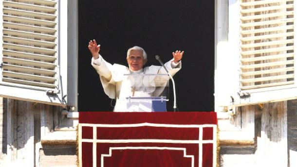 Papst reist im Mai in den Nahen Osten