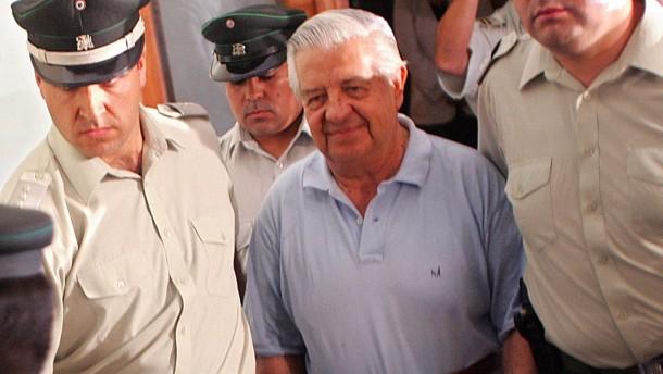 Pinochets Folter-General Contreras gestorben