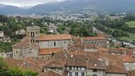 Im südfranzösischen Saint Lizier soll ein Pfarrer über Jahrzehnte seine Gemeinde bestohlen haben.