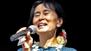 Suu Kyi will die nationale Aussöhnung