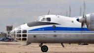 russischer Militäraufklärer: Eine Antonov An-30B 2010, aufgenommen 2010 in Tschechien