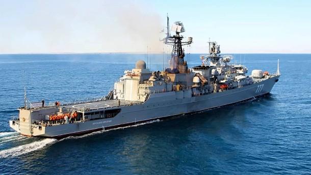 Manöver im Golf von Oman