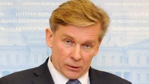 Wir müssen mit der Ukraine reden