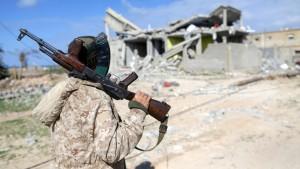 90 libysche Bürgermeister für den Frieden