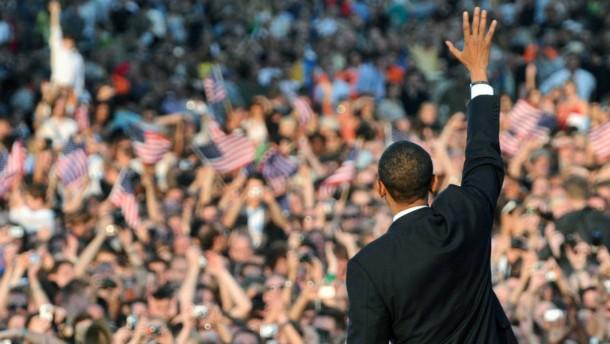 Obama kommt im Juni nach Berlin