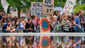 Klare Mehrheit zeigt sich von Klimabewegung unbeeindruckt