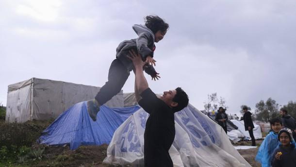 Bald werden erste Flüchtlingskinder umgesiedelt