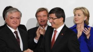 Türkei und Armenien unterzeichnen Versöhnungsplan