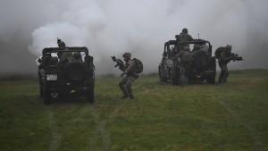 Hundert Prozent Bundeswehr