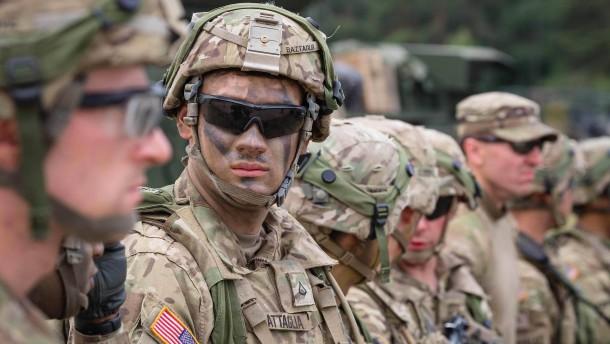 Ist die Nato-Russland-Grundakte Geschichte?