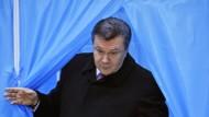 Vorhang auf: Viktor Janukowitsch am Sonntag in Kiel