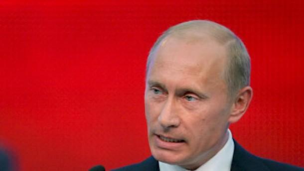 """Rice besorgt über """"Konzentration von Macht im Kreml"""""""