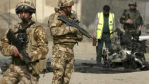 Zwei britische Isaf-Soldaten getötet
