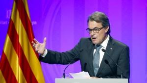 Katalonien beschließt Abspaltung von Spanien