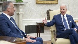 Biden kündigt Ende des Kampfeinsatzes an