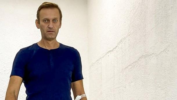 Moskau friert Nawalnyjs Konten ein